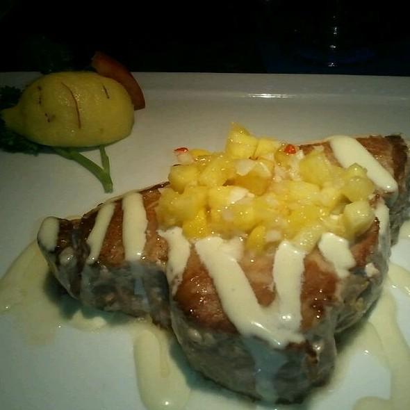 Tuna Steak - Haiku Sushi Restaurant, Worcester, MA