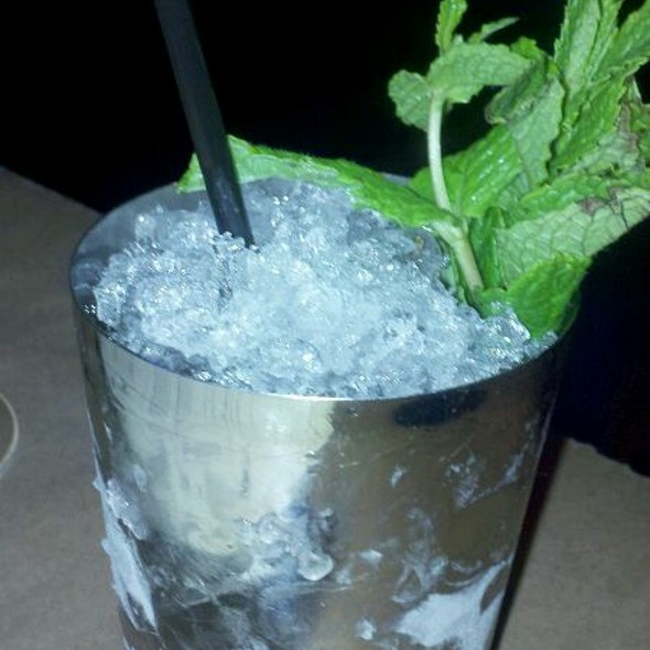 Mint Julep - The People's Kitchen & Citizen Wine Bar, Worcester, MA