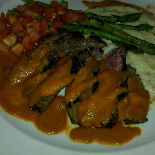 Roasted Leg Of Lamb - The People's Kitchen & Citizen Wine Bar, Worcester, MA