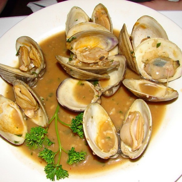 Clams - Cafe Español, New York, NY