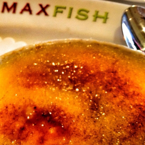 Creme Brulee - Max Fish, Glastonbury, CT