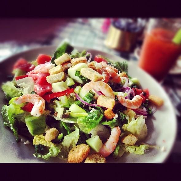 shrimp salad - Lucile's, Fort Worth, TX
