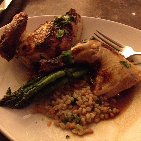 Rosemary Roasted Half Chicken - Bistro Aix, Jacksonville, FL