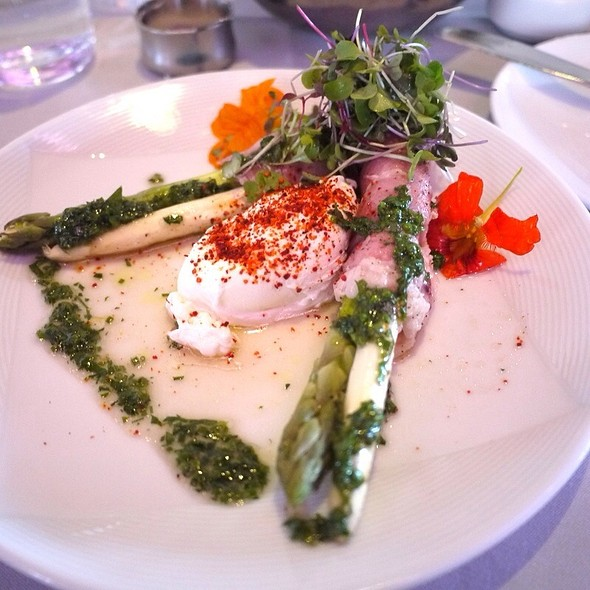 Grilled Asparagus Salad - Robert, New York, NY