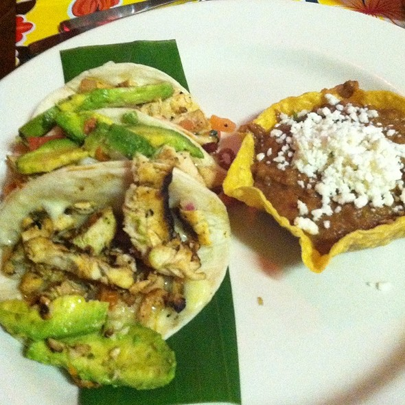 Pollo Tacos - Gonza Tacos y Tequila - North Raleigh, Raleigh, NC