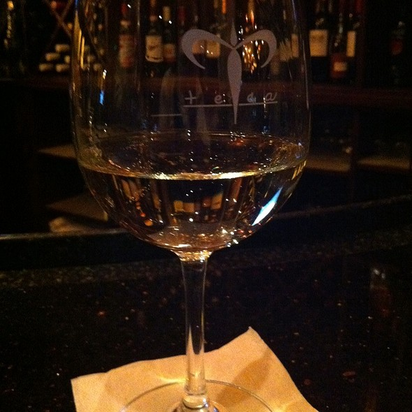 Chardonnay - Teca Restaurant & Wine Bar, West Chester, PA