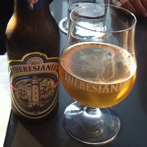 Theresianer Lager - Ascari Enoteca, Toronto, ON