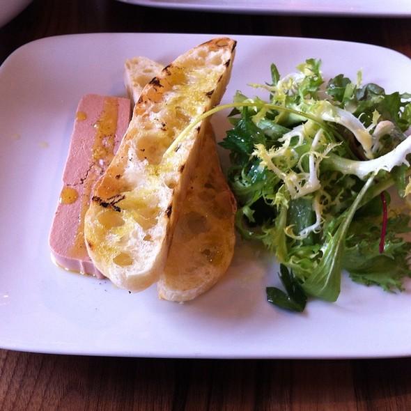 Chicken Liver Mousse - Restaurant Hambar, Montréal, QC