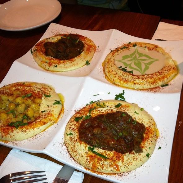 Hummus Kitchen Ues Menu