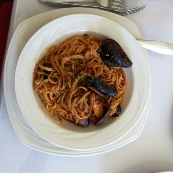 Spaghetti Allo Scoglio - il Bistro Italiano, Grand Junction, CO