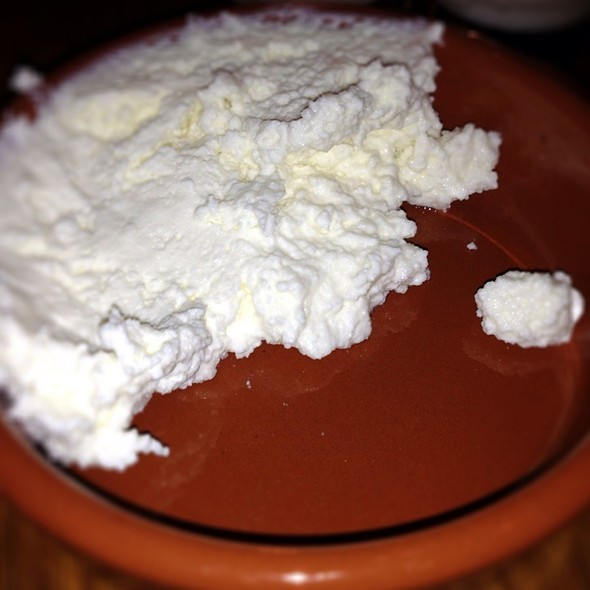 Ricotta Cheese - Peasant, New York, NY