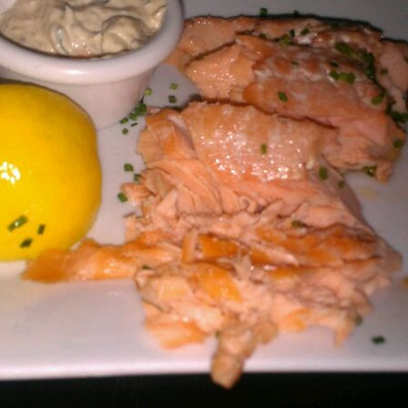 Norwegian Smoked Salmon - Pazza Notte, New York, NY