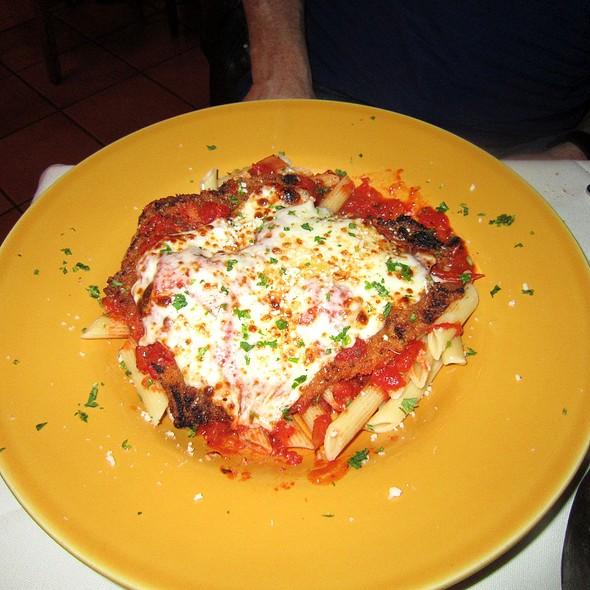 Veal Parmagiana - Bella Sogno, Bradley Beach, NJ