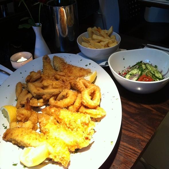 Fish Platter - The Catch - London, London