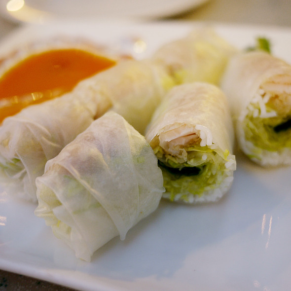 Fish Summer Roll - Xe Lua Vietnamese Restaurant, New York, NY