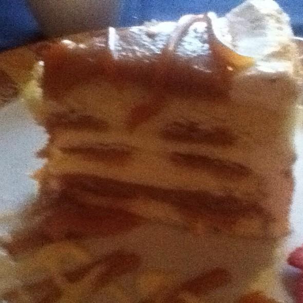 Salted Caramel Cake - Jay's Bistro, Fort Collins, CO
