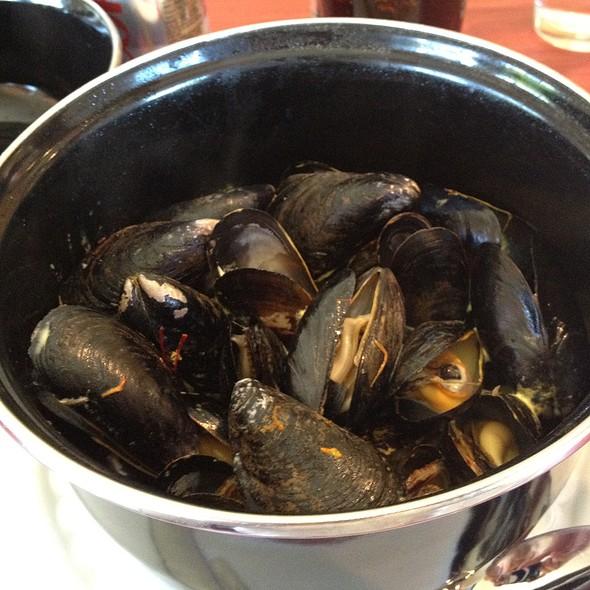 Mussels Meuniere - Del Ray Cafe, Alexandria, VA