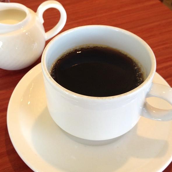 Coffee - Del Ray Cafe, Alexandria, VA