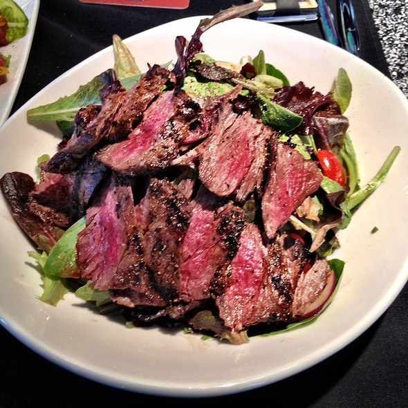 Skirt Steak Salad - Firestone Public House, Sacramento, CA