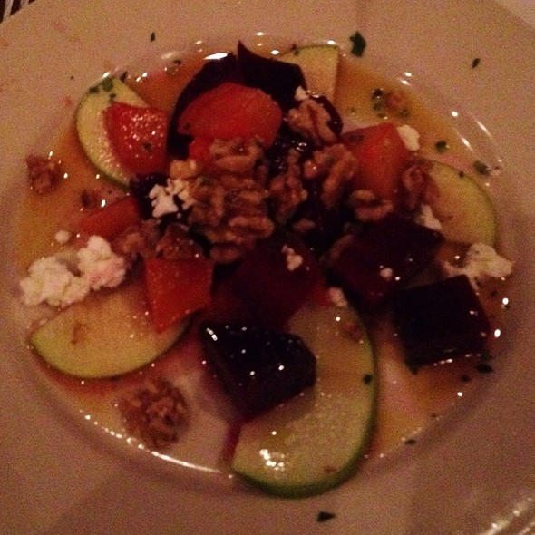 Beet Salad - Carlucci Restaurant Downers Grove, Downers Grove, IL