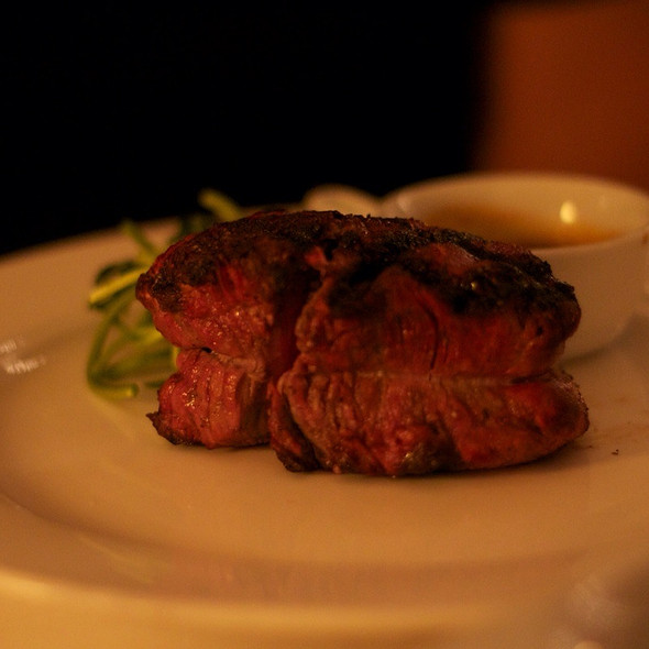 Filet Mignon - The Water Club, New York, NY