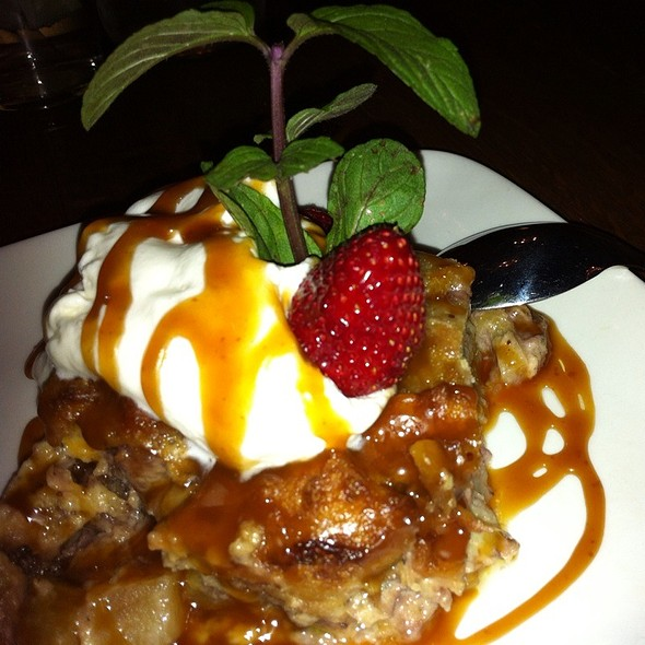 Bread Pudding - Olive and Vine - Glen Ellen, Glen Ellen, CA