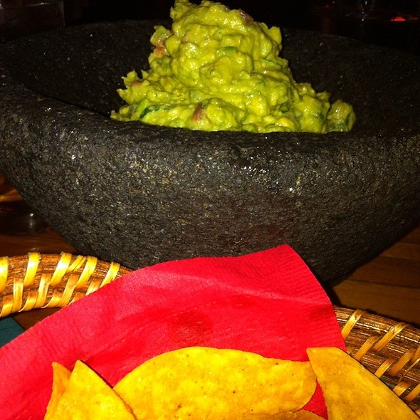 Guacamole and Chips - Papatzul, New York, NY