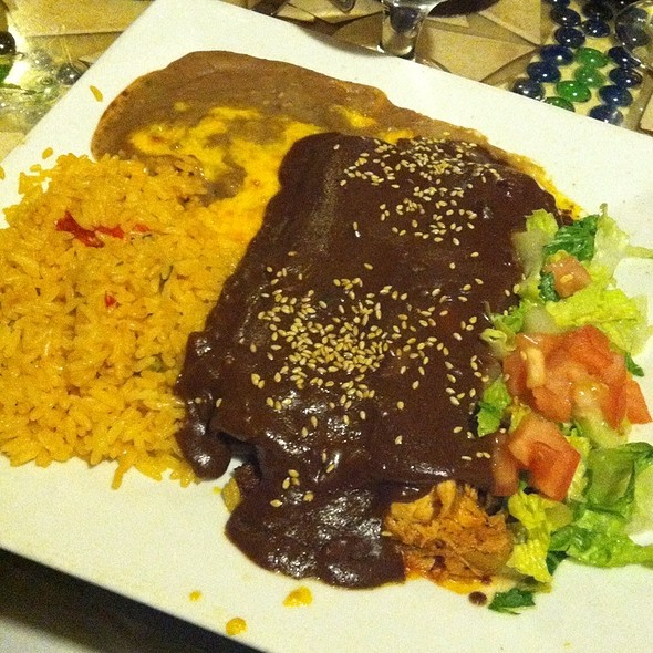Enchilades Mole - Cancun, New York, NY