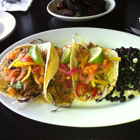 Paladar Latin Kitchen Menu Annapolis