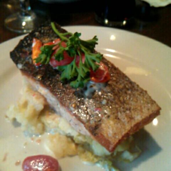 Seared Salmon Filet - The Irish House, New Orleans, LA