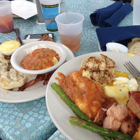 Brunch Buffet - Water's Edge - Charleston, Mount Pleasant, SC