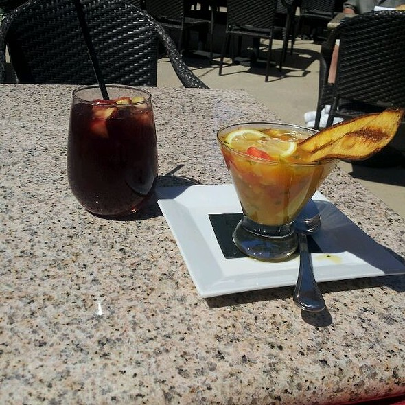 Lobster Ceviche & Sangria - Son Cubano - New Jersey, West New York, NJ