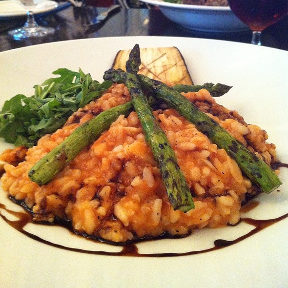Risotto - Blackshop Restaurant & Lounge, Cambridge, ON