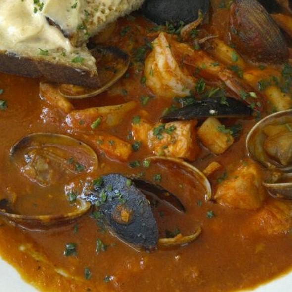 Seafood Ciopinno - Cafe Santorini, Pasadena, CA