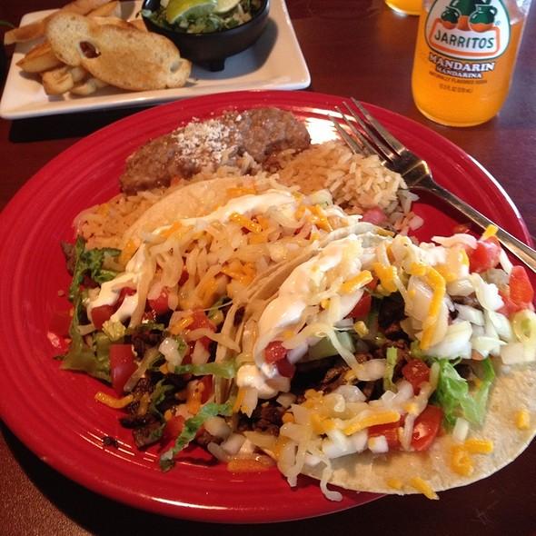 Steak Tacos - Santa Fe Mexican Grill & Bar - Newark, Newark, DE