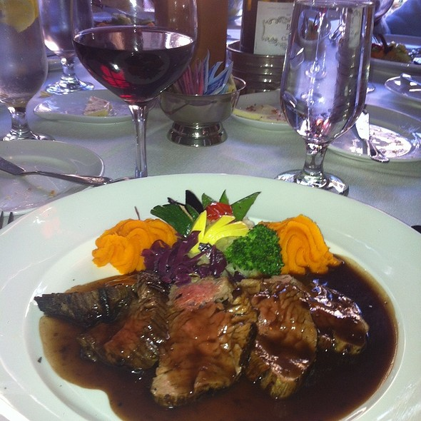 Filet De Bouef - Bouchard Restaurant and Inn, Newport, RI