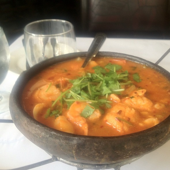 Brazilian Spicy Seafood Stew - The Grill from Ipanema - DC, Washington, DC