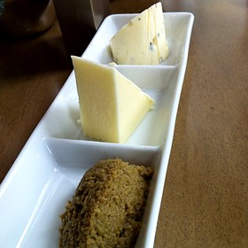 Butter, Homemade Herbed Butter And Olive Tapenade - Gazette Restaurant Montreal, Montreal, QC