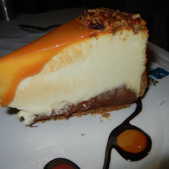 Brazilian Cheesecake - Texas de Brazil - Las Vegas, Las Vegas, NV