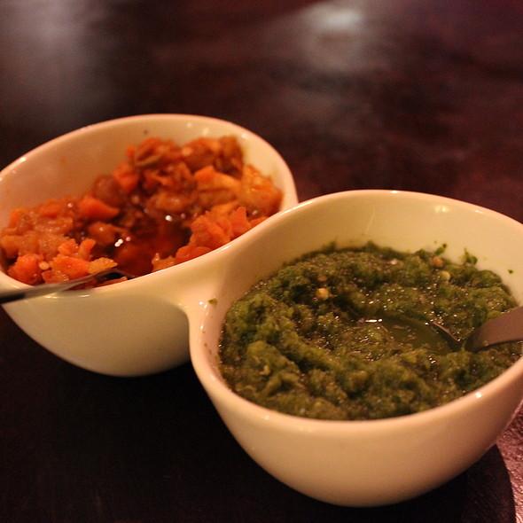 Condiments - Mayur Cuisine of India, Corona Del Mar, CA