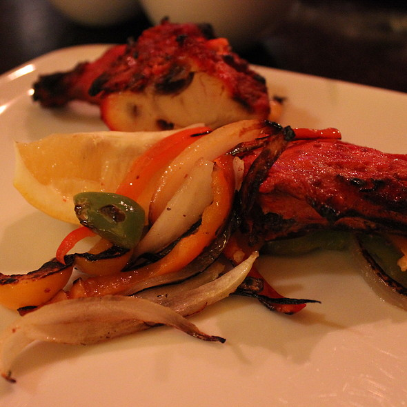 Tandoori Chicken - Mayur Cuisine of India, Corona Del Mar, CA