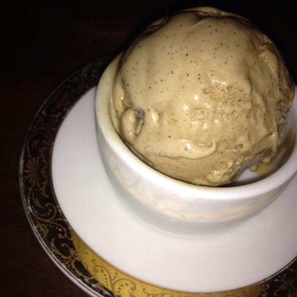 Handsome Coffee Gelato - The Tasting Kitchen, Venice, CA