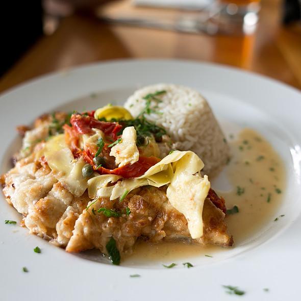 Chicken Artichoke - Sitti, Raleigh, NC