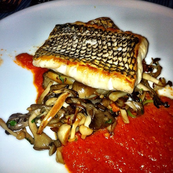 Black Bass - Oceana, New York, NY