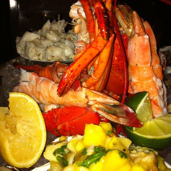 Seafood Tower - The Sea Grill, New York, NY