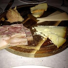 Cheese Plate - Ripple, Washington, DC