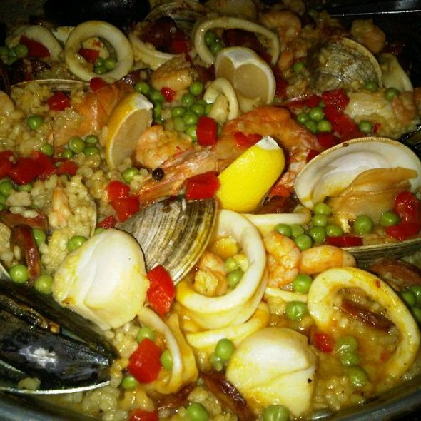 Paella - Spanish Pavillion, Harrison, NJ