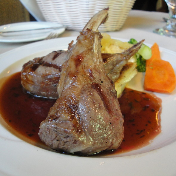 Lamb Chops - The Cottage, Flagstaff, AZ