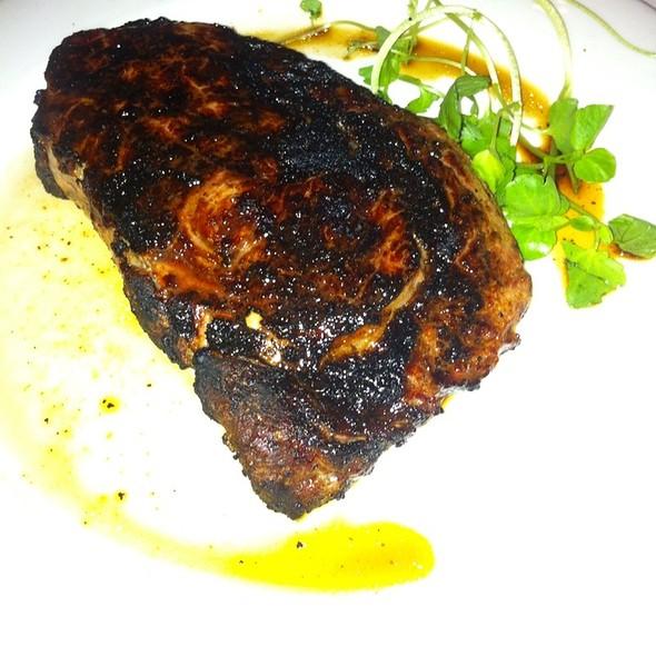 16 Oz Prime Ribeye - Cabernet Steakhouse, Alpharetta, GA