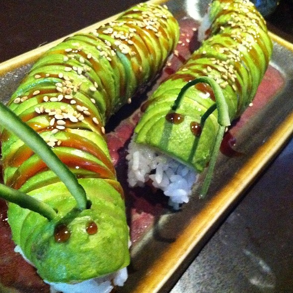 Caterpillar Roll - Noh - Hyatt Regency Scottsdale, Scottsdale, AZ